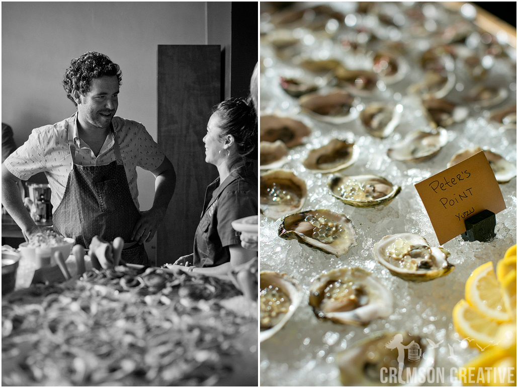 Crimson-Creative-Group-Three-Three-Five-GreenBay-Oyster-Tasting-13