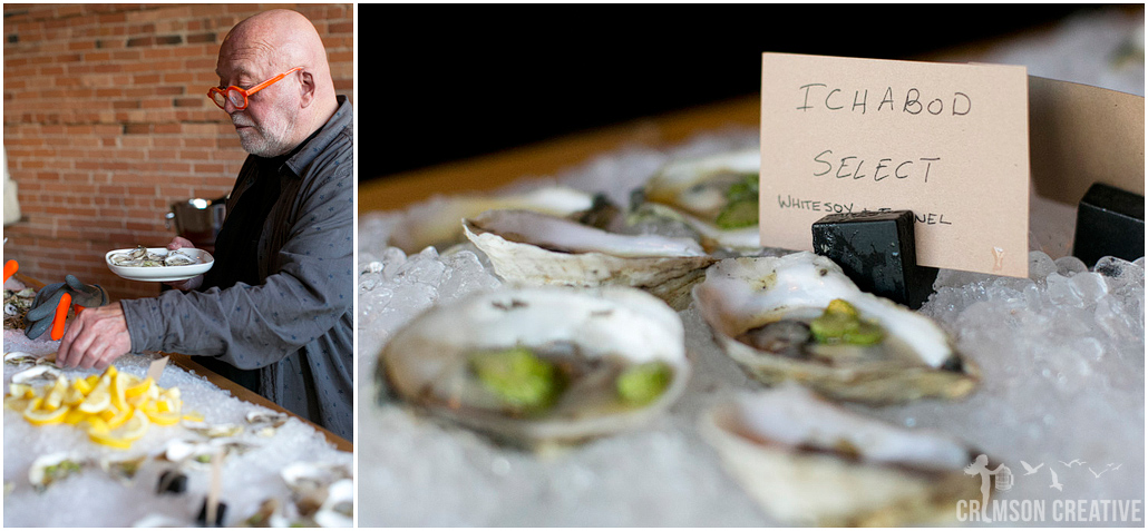 Crimson-Creative-Group-Three-Three-Five-GreenBay-Oyster-Tasting-15