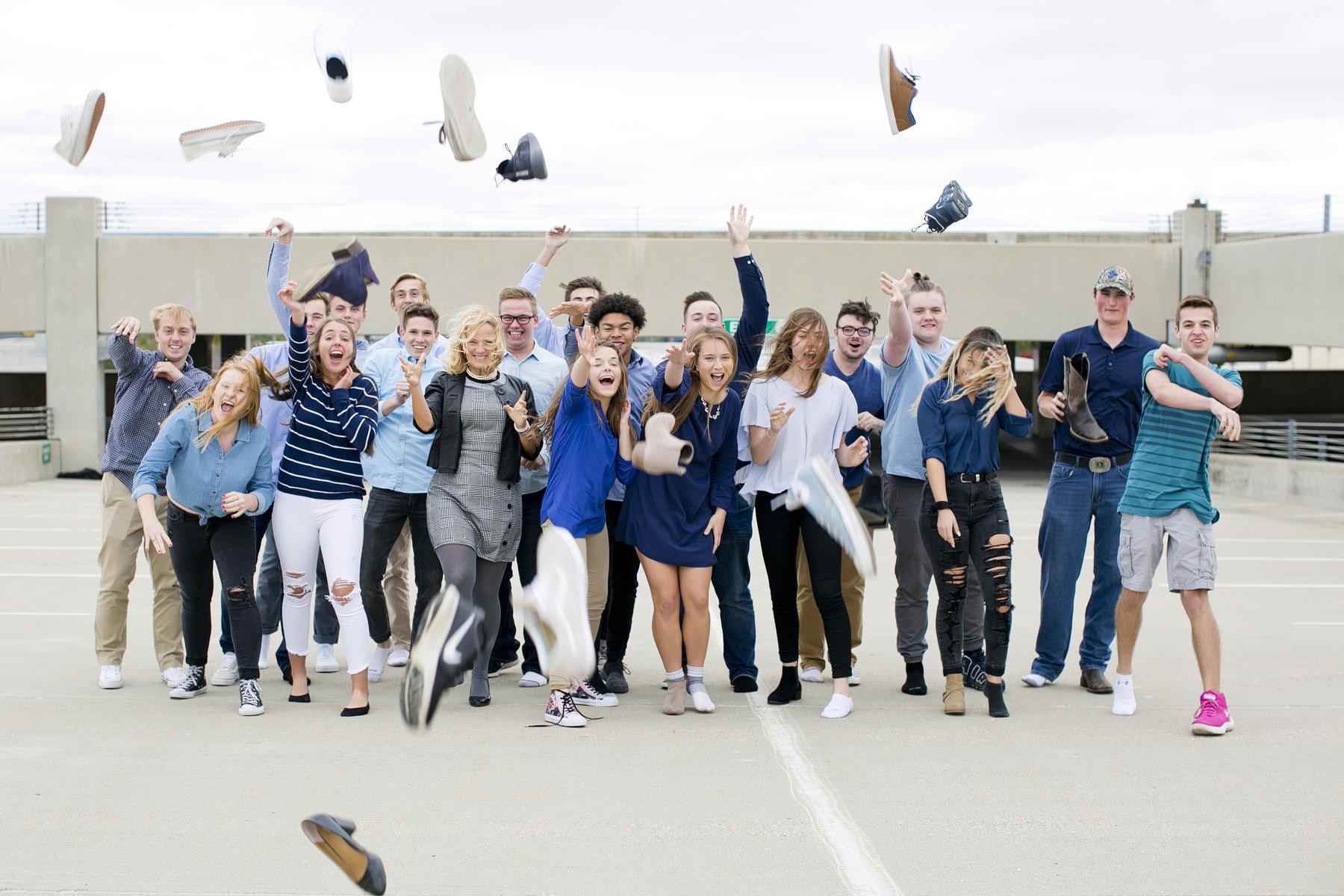 Willems Student Marketing Team-8
